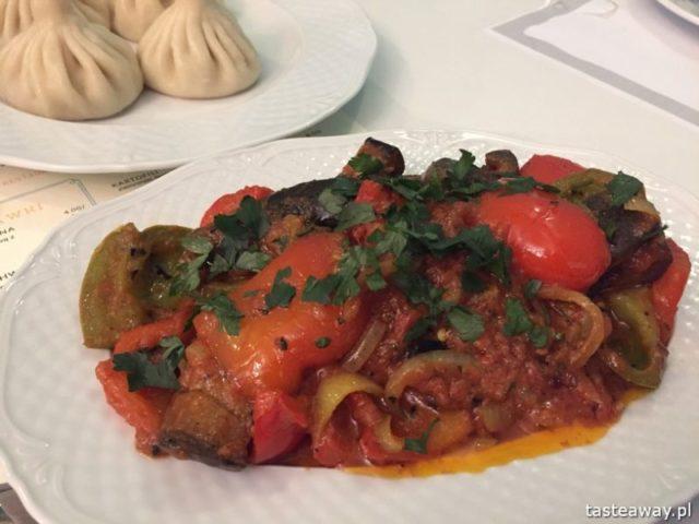 kuchnia gruzińska, najlepsze gruzińskie, restauracje gruzińskie, Mada, Miasteczko Wilanów