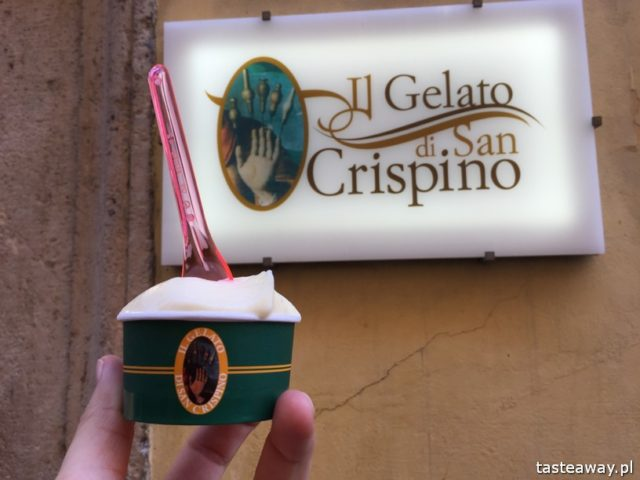 Rzym, lodziarnie w Rzymie, gdzie na lody w Rzymie, gdzie na kawę w Rzymie, najlepsze lody w Rzymie, najlepsza kawa w Rzymie, Il Gelato di San Crispino