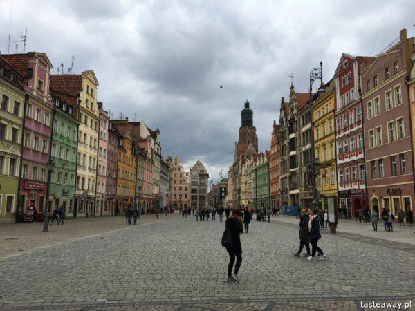 Wrocław, weekend we Wrocławiu, co robić we Wrocławiu, Plac Solny Wrocław, Rynek