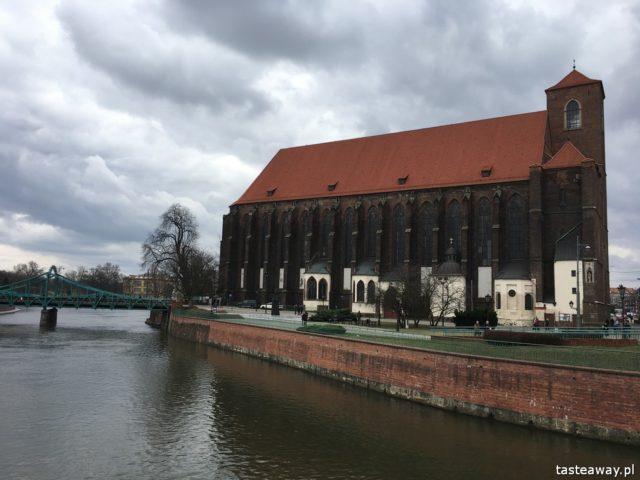 Wrocław, weekend we Wrocławiu, co robić we Wrocławiu, Ostrów Tumski