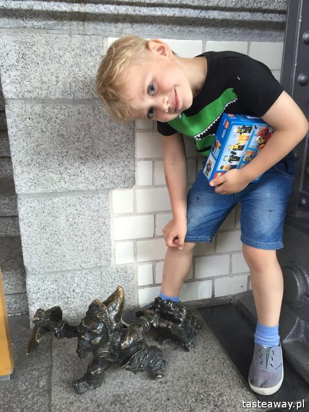 Wrocław, weekend we Wrocławiu, co robić we Wrocławiu, atrakcje dla dzieci, Kolejkowo, atrakcje dla dzieci, wrocławskie krasnale