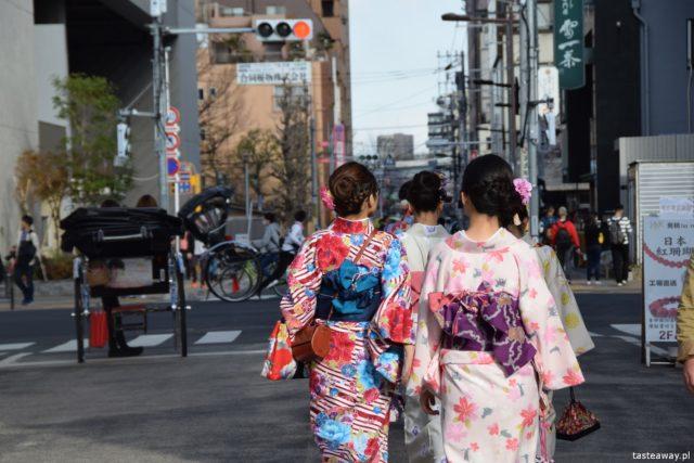 Tokio, Japonia, Senso-Ji, co zobaczyć w Tokio, hanami,