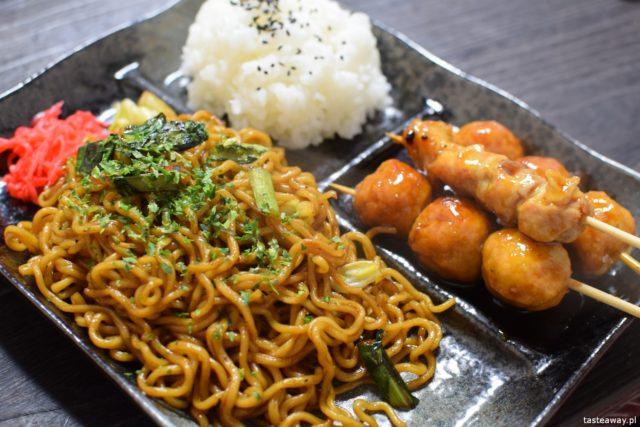 nikko, co zobaczyć w Japonii, yakitori, yakisoba, co jeść w NIkko