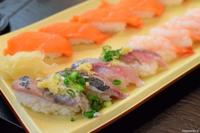 sushi, sushi w Tokio, gdzie na sushi w Tokio, Sushizanmai
