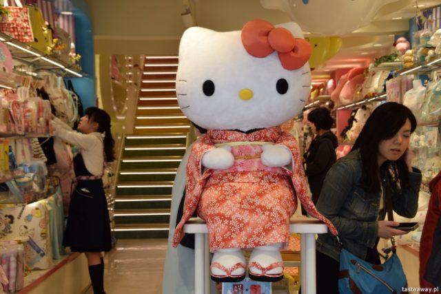 Kioto, Japonia, co zobaczyć w Japonii, co zobaczyć w Kioto, hello kitty, kimono