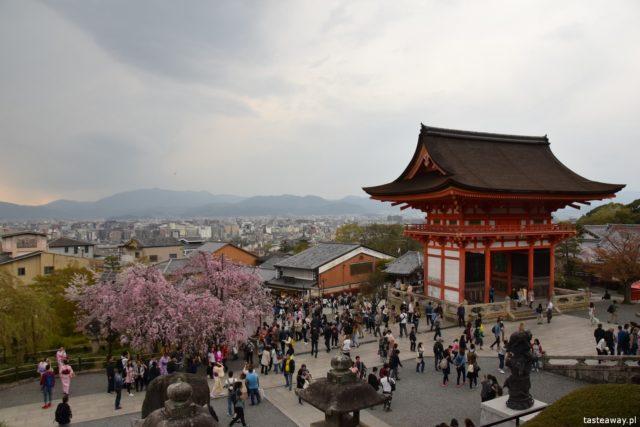 Kioto, Japonia, co zobaczyć w Japonii, co zobaczyć w Kioto, Kiyomizudera