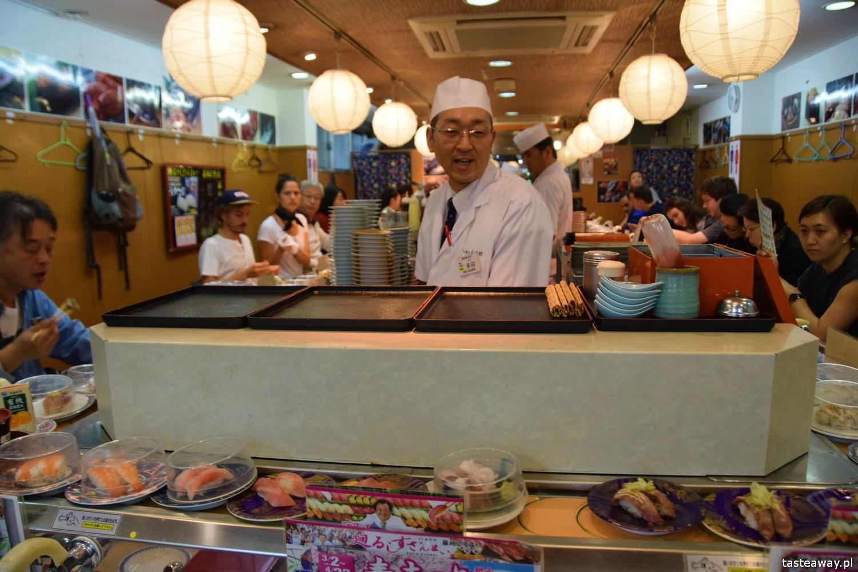 Tokio, sushi, ulubiona miasta świata, miasta świata, Japonia