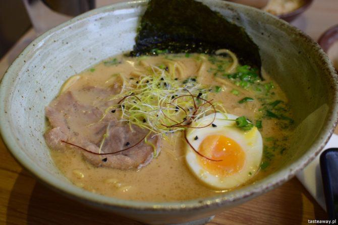 Uki Uki, kuchnia japońska, udon, ramen, gdzie na ramen, najlepszy ramen w Warszawie