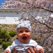 Japonia z dziećmi, Japonia z niemowlakiem, podróżowanie po Japonii z dziećmi
