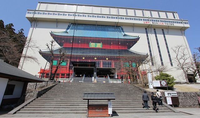 Nikko, Rinnoji, co zobaczyć w Japonii, co zobaczyć w nIkko