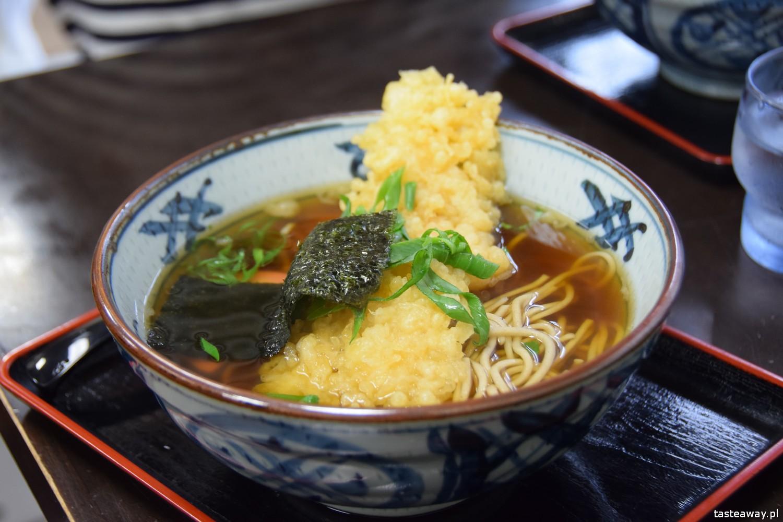 co jeść w Japonii, czego spróbować w Japonii, udon, soba