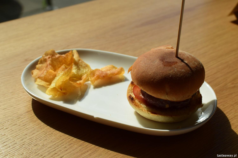 Euskadi - kuchnia baskijska, tapas, pintxos, Kraków, gdzie jeść w Krakowie, kuchnia baskijska, hamburguesa