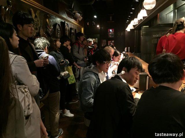 Japonia, co zadziwia w Japonii, co zaskakuje w Japonii, kolejki po ramen, Japonia ciekawostki