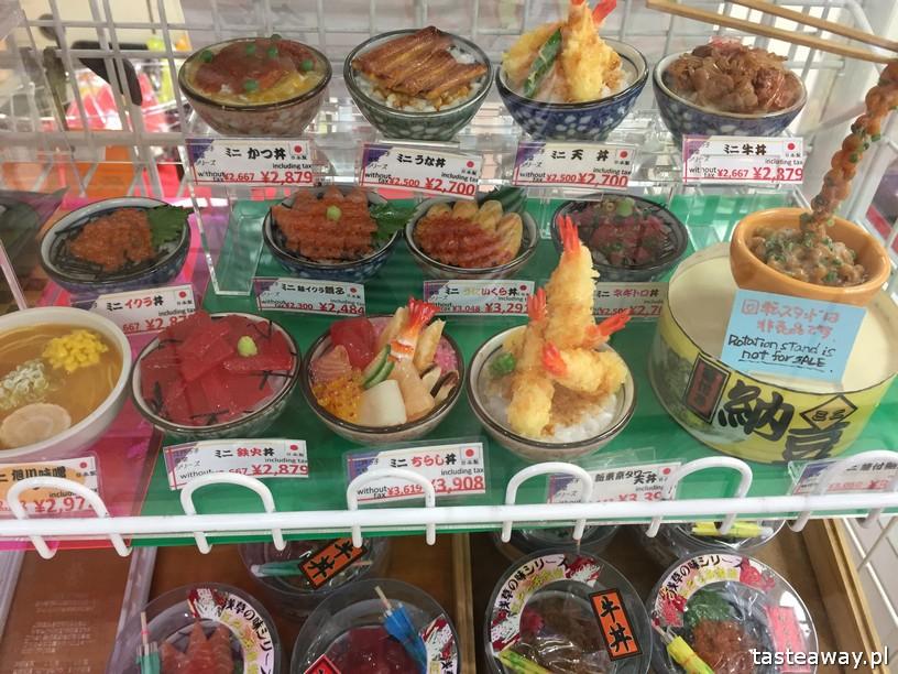 Japonia, kobiety w Japonii, metro w Japonii, ciekawoski z Japonii, co zadziwia w Japonii, plastikowe jedzenie w Japonii