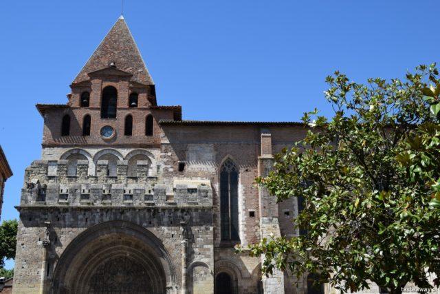 Francja, co zobaczyć we Francji, najpiękniejsze francuskie miasteczka, Oksytania, Moissac, Occitanie, Cloister, Klasztor Benedyktynów