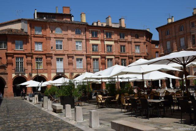 Francja, co zobaczyć we Francji, najpiękniejsze francuskie miasteczka, Oksytania, Montauban, Occitanie
