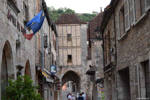 Francja, co zobaczyć we Francji, najpiękniejsze francuskie miasteczka, Oksytania, Saint Cirq Lapopie, Occitanie, bajkowa Francja, Rocamadour