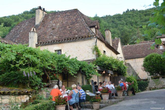 Francja, co zobaczyć we Francji, najpiękniejsze francuskie miasteczka, Oksytania, Saint Cirq Lapopie, Occitanie, bajkowa Francja