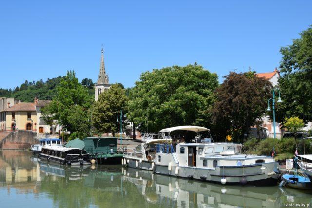 Francja, Oksytania, francja łódką, barką po Francji, Le Boat, pomysł na wakacje, pomysł na urlop, co robić we Francji