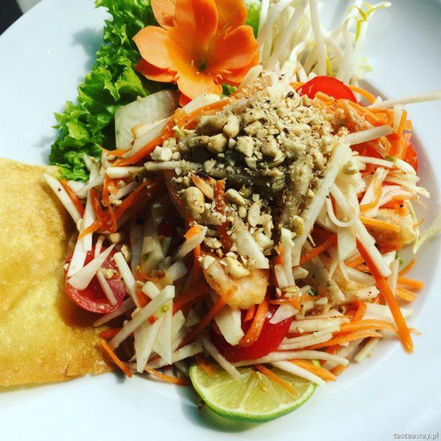 Naam Thai, Naam Thai Burakowska, gdzie na tajskie, tajskie z dziećmi, kuchnia tajska, najlepsze tajskie w Warszawie, pad thai, som tam