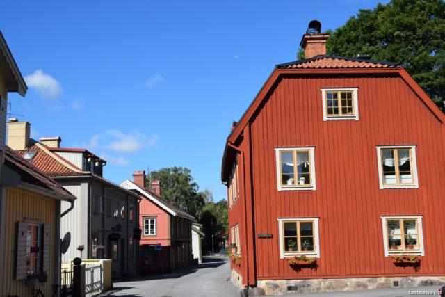 kamper, podróż kamperem, kamperem z dziećmi, podróżowanie z dziećmi, niemowlę w kamperze, Szwecja, Sigtuna,