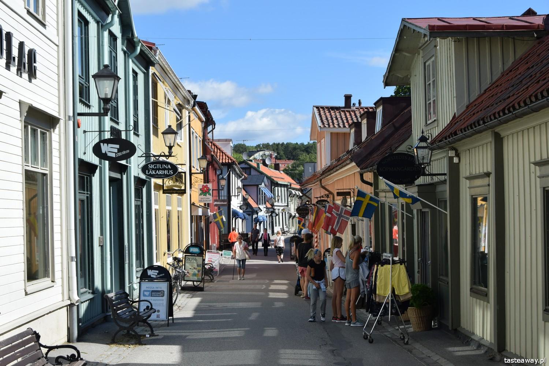 kamperem do Norwegii, kamper, Norwega, Sigutuna, co zobaczyć w Szwecji, kamperem po Szwecji, kanelbulle, Sigtuna