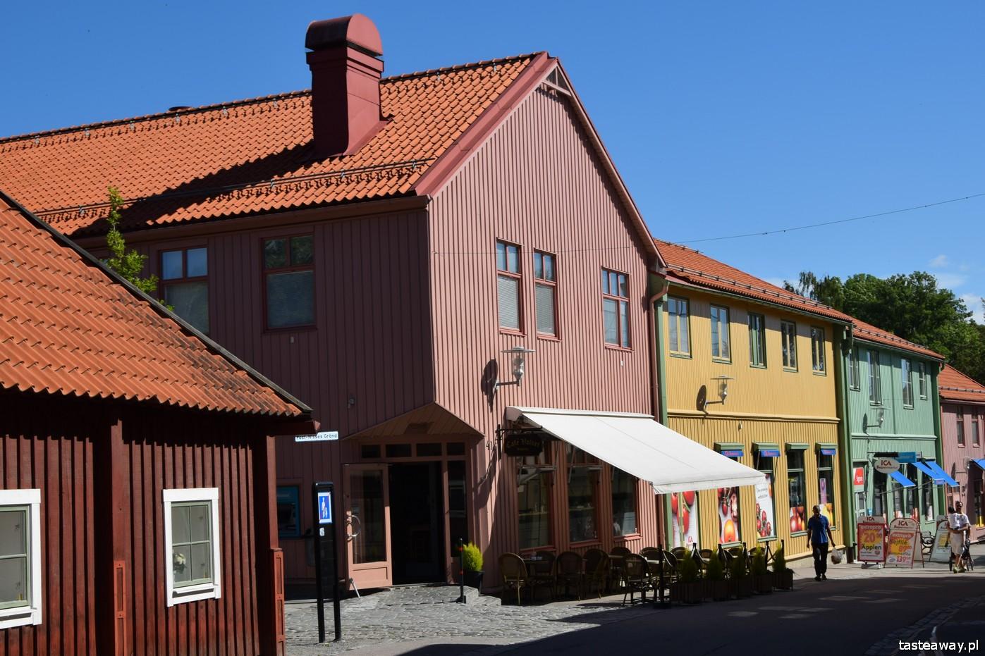 kamperem do Norwegii, kamper, Norwega, Sigutuna, co zobaczyć w Szwecji, kamperem po Szwecji, kanelbulle
