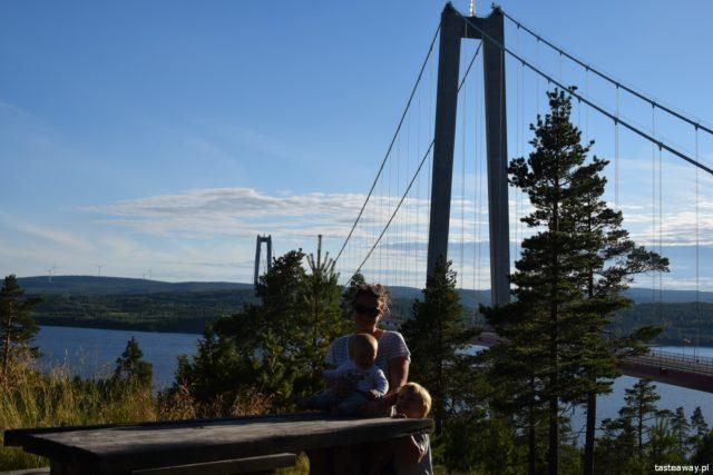 kamper, podróż kamperem, kamperem z dziećmi, podróżowanie z dziećmi, niemowlę w kamperze, Szwecja, CordiGO