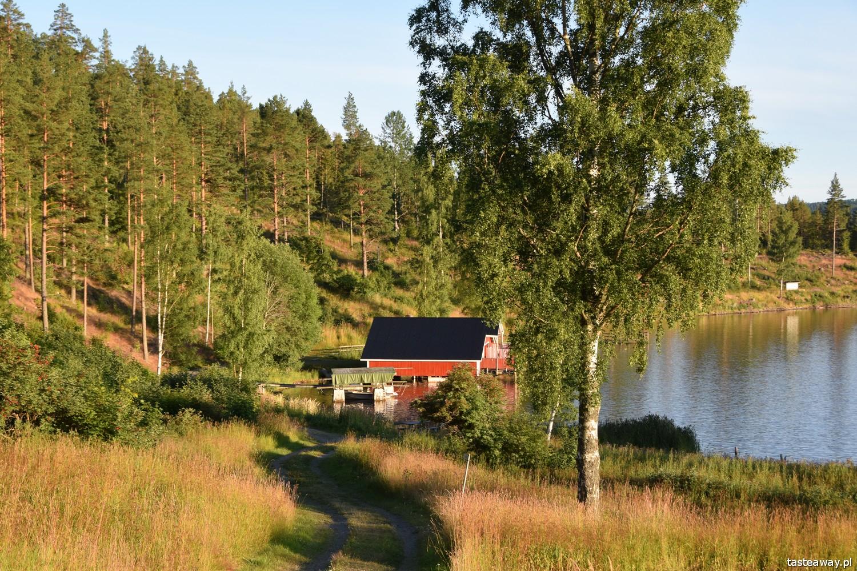 kamperem po Szwecji, Szwecja, Mavikens Camping, kempingi w Szwecji