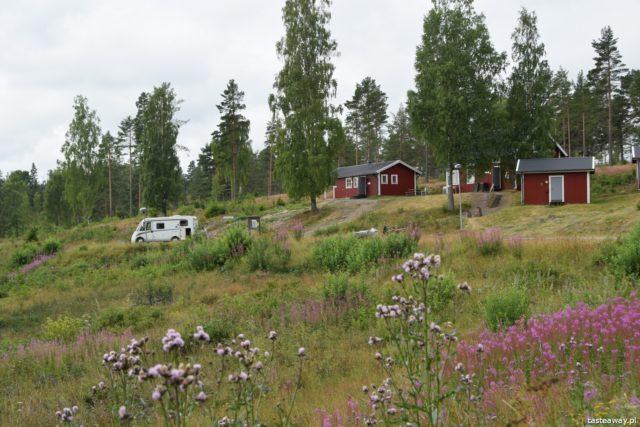Szwecja, co robić w Szwecji, urlop w Szwecji, Szwecja kamperem, kempingi w Szwecji, Mavikens Camping