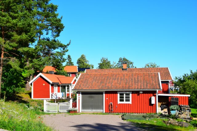 Szwecja, co zobaczyć w Szwecji, urlop w Szwecji, szwedzki styl, czerwone domy