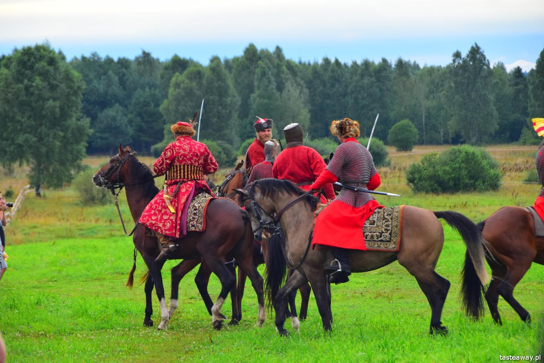 Sabantuj, Tatarzy, kuchnia tatarska, kultura tatarska, Tatarska Jurta, Tatarzy w Polsce, rekonstrukcja bitwy pod Parkanami, rekonstrukcja bitwy