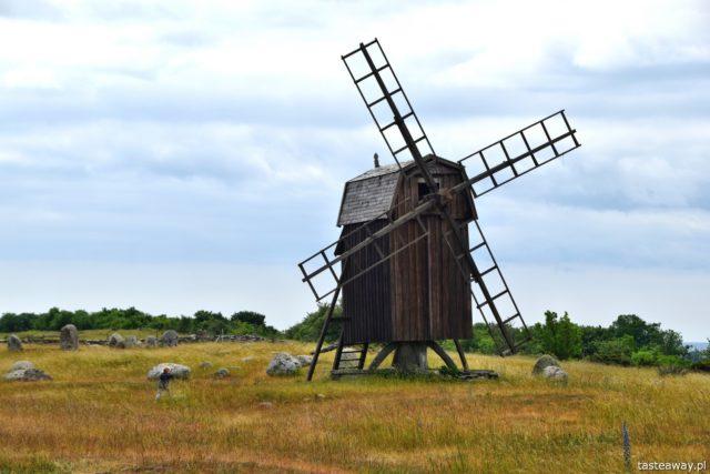 Szwecja, Olandia, wiatraki, co zobaczyć na Olandii, co zobaczyć w Szwecji