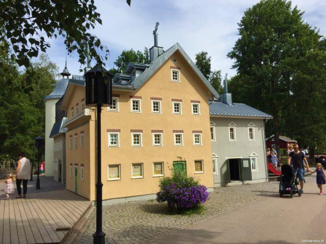 Szwecja, Vimmerby, co zobaczyć w Szwecji, Astrid Lindgren World, wioska Astrid Lindgren, atrakcje Szwecja, dom Karlssona