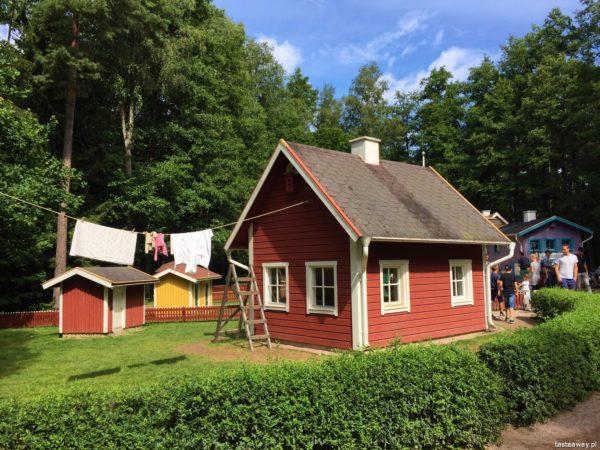 Szwecja, Vimmerby, co zobaczyć w Szwecji, Astrid Lindgren World, wioska Astrid Lindgren, atrakcje Szwecja