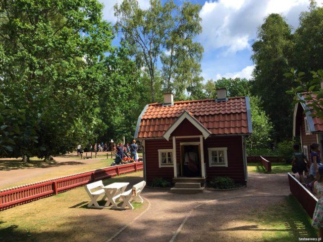 Szwecja, Vimmerby, co zobaczyć w Szwecji, Astrid Lindgren World, wioska Astrid Lindgren, atrakcje Szwecja, Dzieci z Bullerbyn