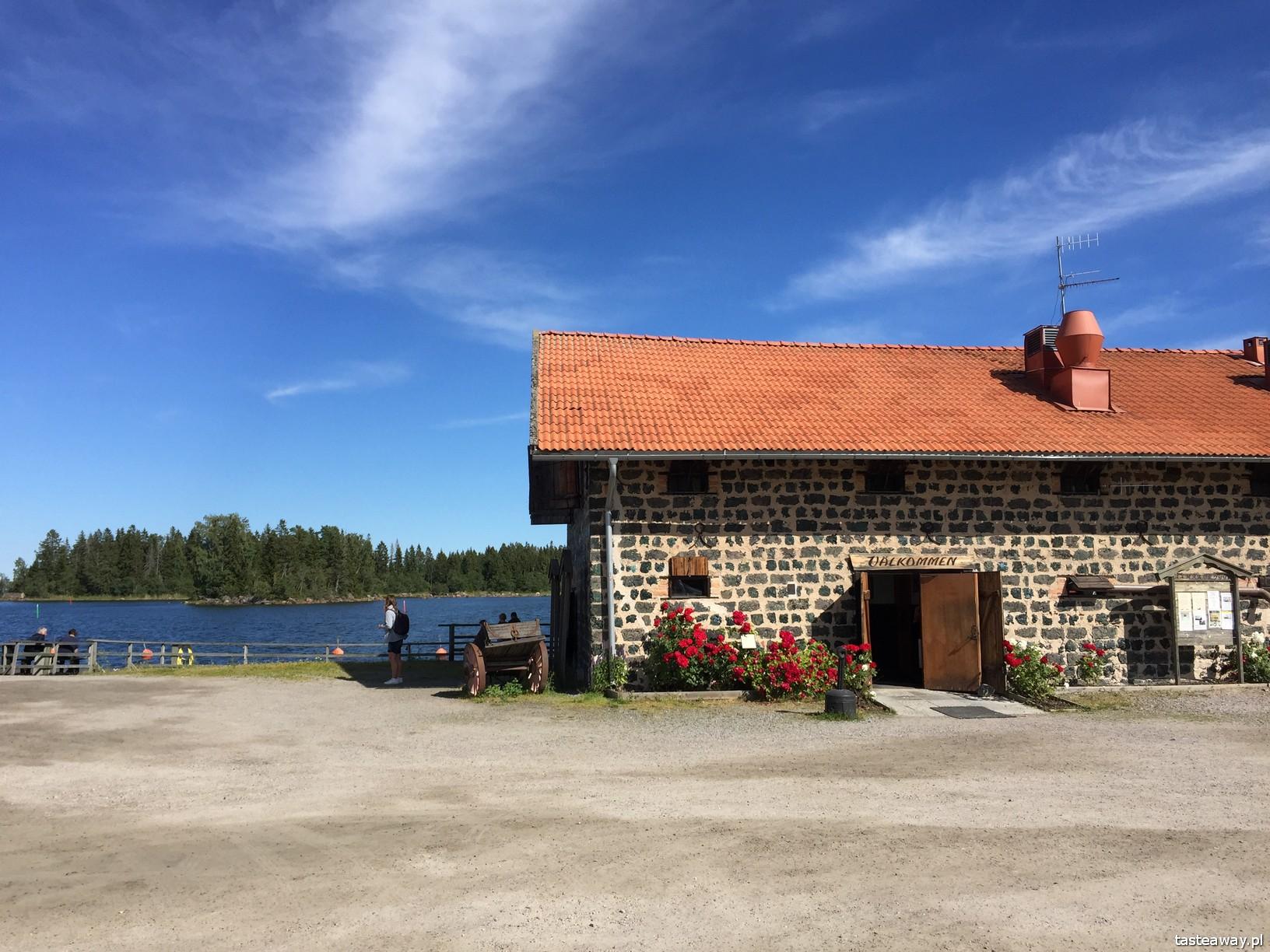 kamperem do Norwegii, kamper, Norwega, Sigutuna, co zobaczyć w Szwecji, kamperem po Szwecji, Axmarbrygga