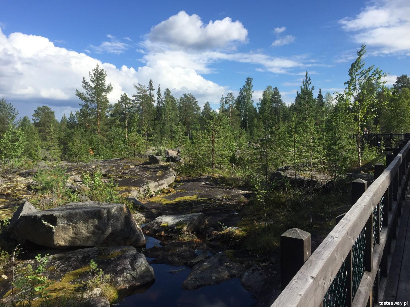 Szwecja, kamperem po Szwecji, Storfosen, atrakcje w Szwecji