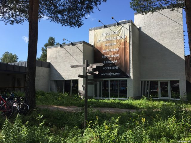Szwecja, Szwecja co zobaczyć, muzeum Samów, Jokkmokk, koło podbiegunowe