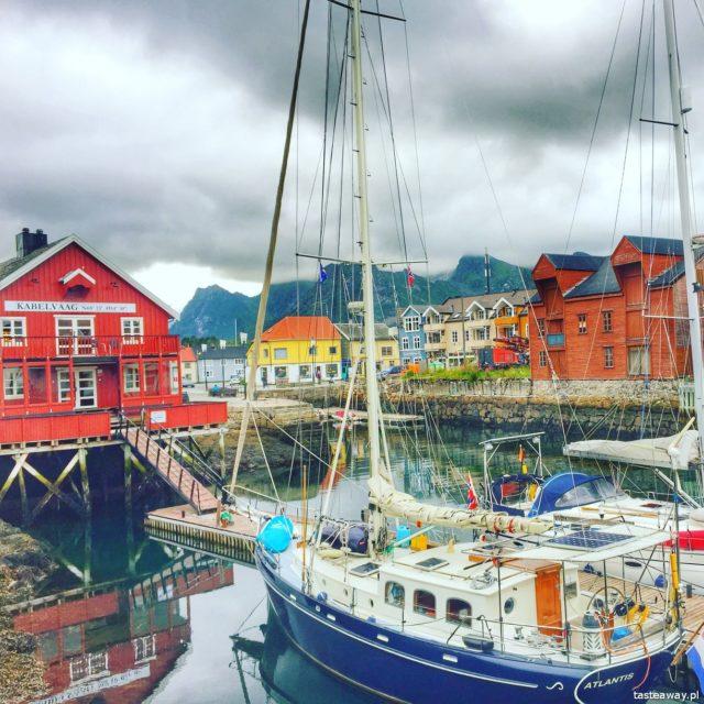Lofoty, Norwegia, Kamperem na Lofoty, kamperem do Norwegii