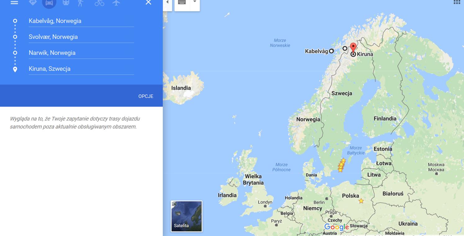 kamperem po norwegii
