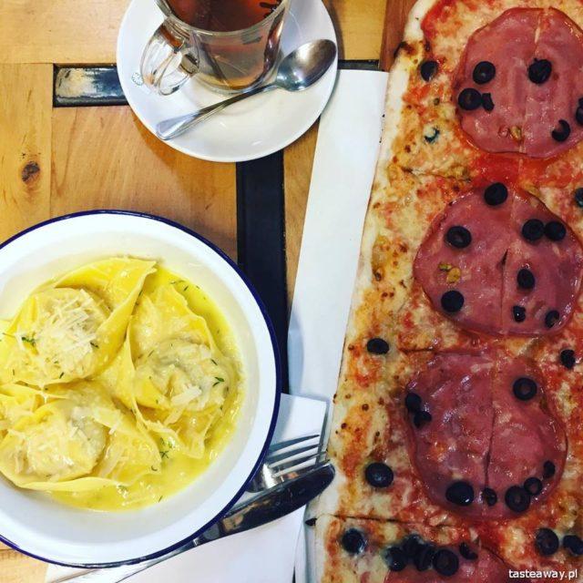 Ochota, restauracje Ochota, Plac Narutowicza, kuchnia włoska, makaron, Heritage Shop & Wine Plac Narutowicza