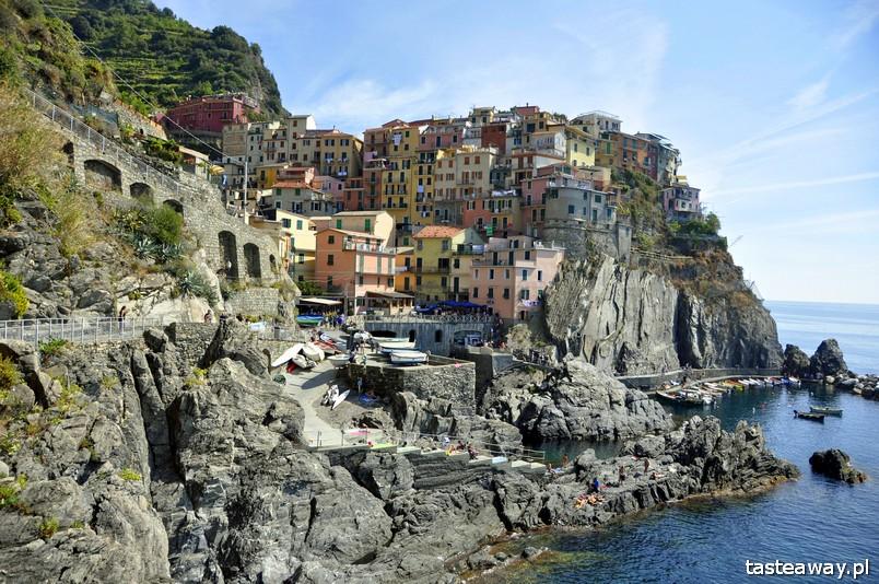 Cinque Terre, Vernazza, Włochy, najpiękniejsze włoskie miasteczka, co zobaczyć we Włoszech