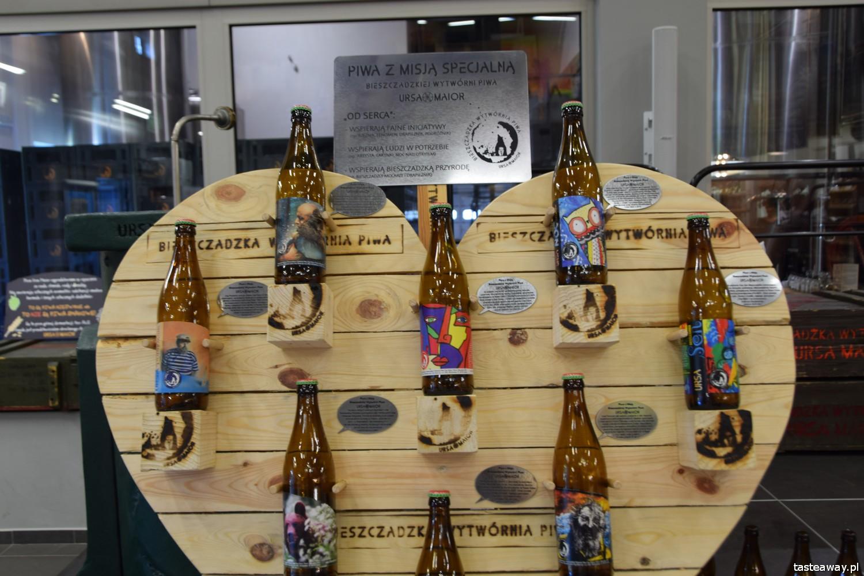 Magiczne Bieszczady, Bieszczady, co zobaczyć w Bieszczadach, gdzie mieszkać w Bieszczadach, magiczne miejsca w Bieszczadach, Wataha, Ursa Maior, Bieszczadzka Wytwórnia Piwa, bieszczadzkie piwo