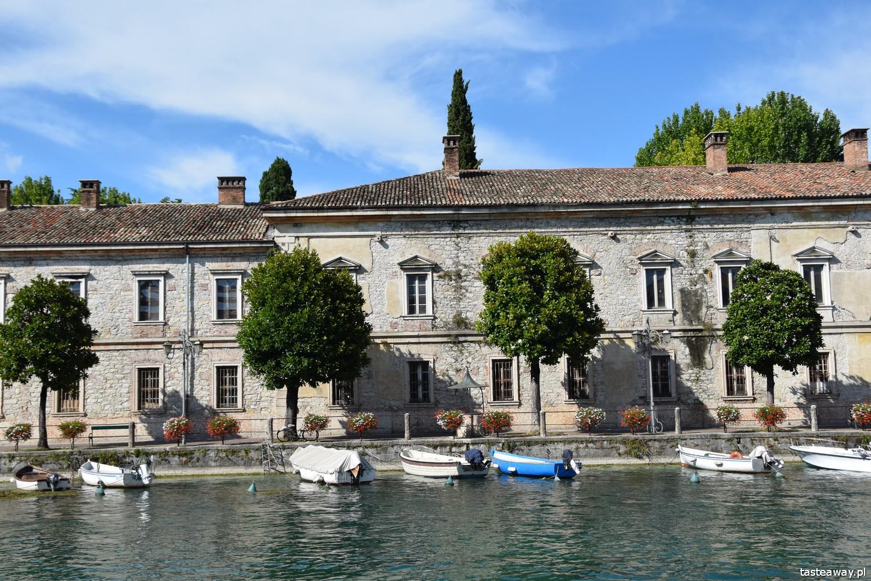 Włochy, co zobaczyć, najpiękniejsze włoskie miasteczka, Peschiera del Garda