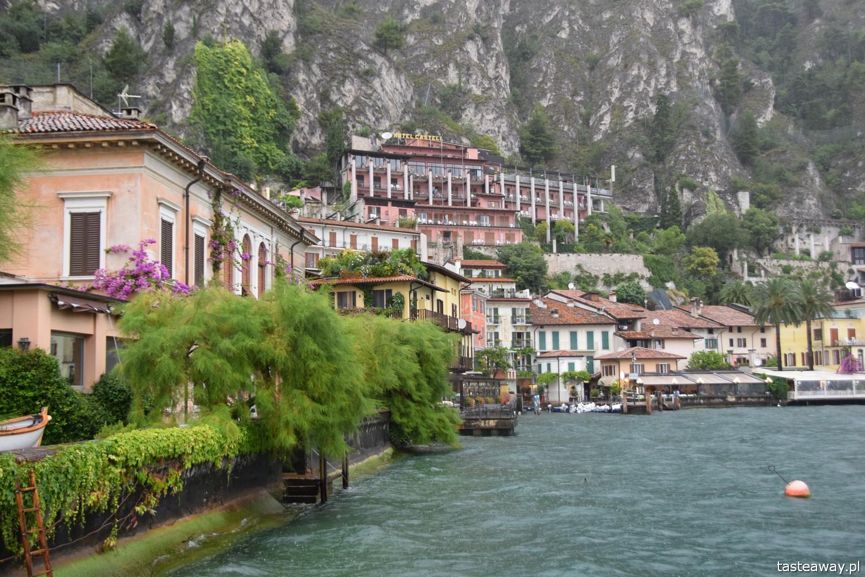 Włochy, co zobaczyć we Włoszech, najpiękniejsze włoskie miasteczka, Jezioro Garda, Limone Sul Garda