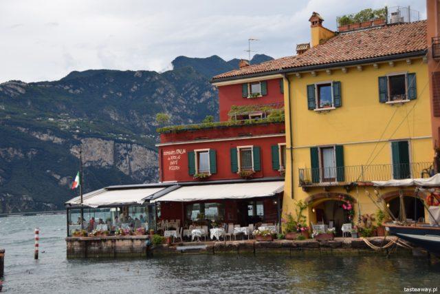 Włochy, co zobaczyć we Włoszech, najpiękniejsze włoskie miasteczka, Jezioro Garda, Malcesine