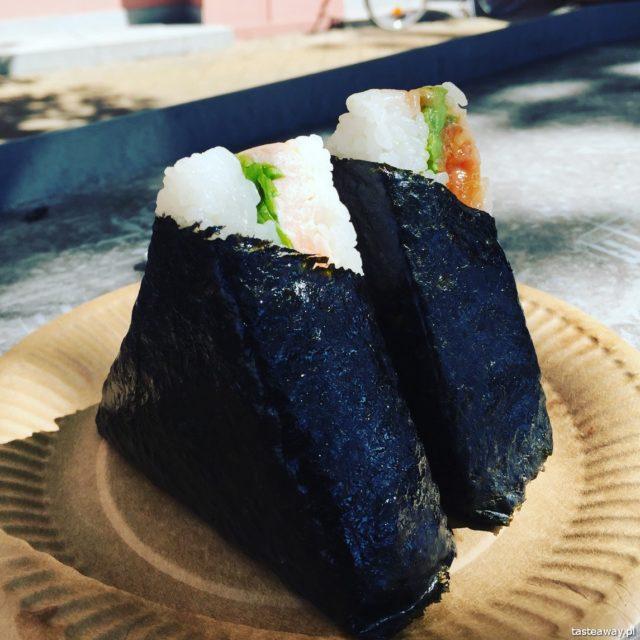 Ochota, restauracje Ochota, co jeść na Ochocie, onigiri, My Onigiri