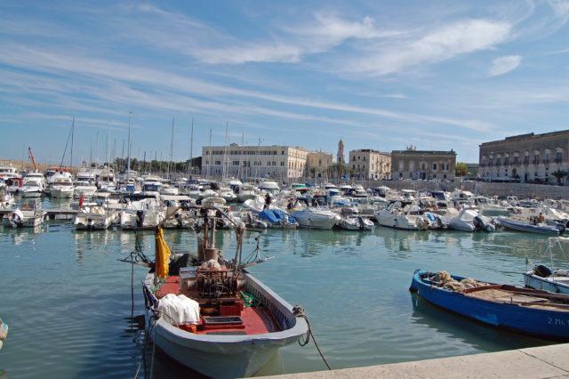 Włochy, co zobaczyć we Włoszch, najpiękniejsze miasteczka we Włoszech, Trani