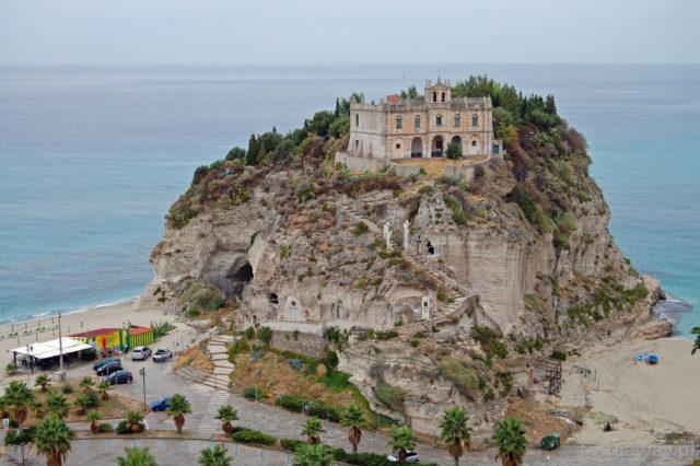 Włochy, co zobaczyć we Włoszech, najpiękniejsze miasteczka we Włoszech, Kalabria, Tropea
